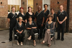 rich therapies team