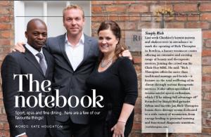 The Cheshire Magazine Oct 2013